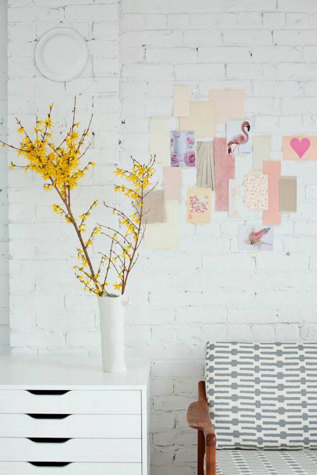 HINH13 957651960265 a7e0 Những cách trang trí phòng với phông nền trắng đẹp ấn tượng