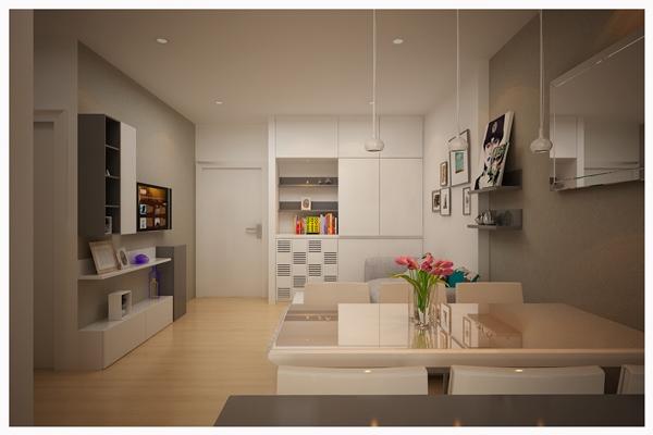 31975628 c4fd Bố trí nội thất trong không gian nhà hài hòa, hợp lý với diện tích nhỏ