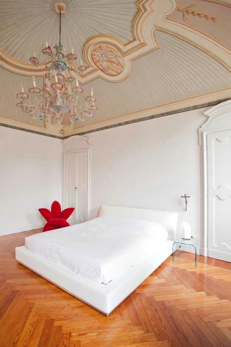 Phòng ngủ của ngôi nhà