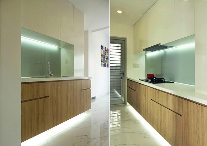 Thiết kế khu bếp