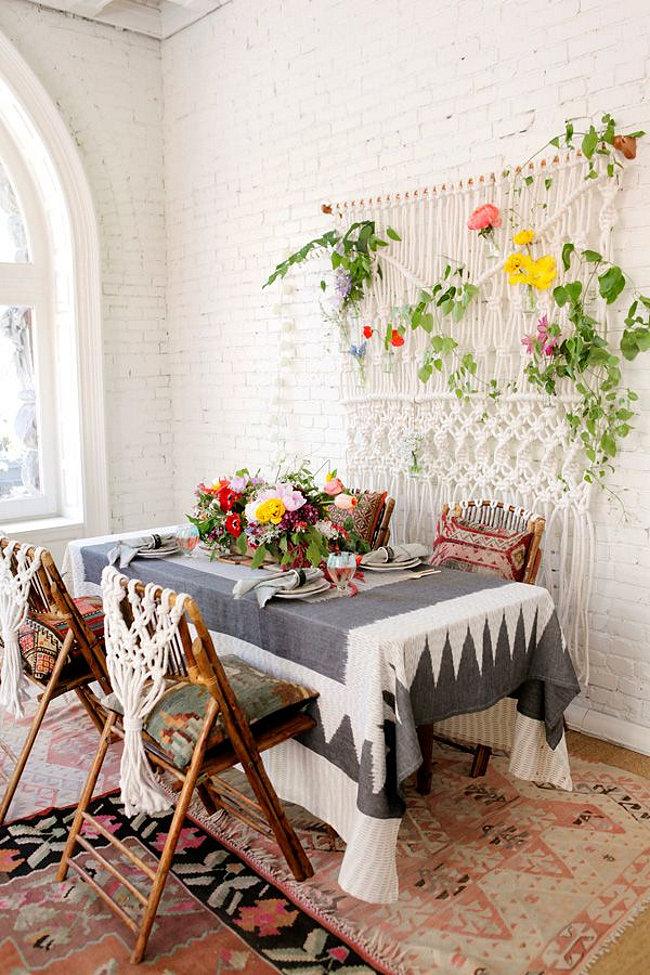 căn phòng ăn