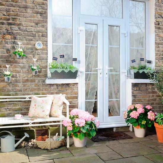 Khu vườn của bạn sẽ trở nên lãng mạn