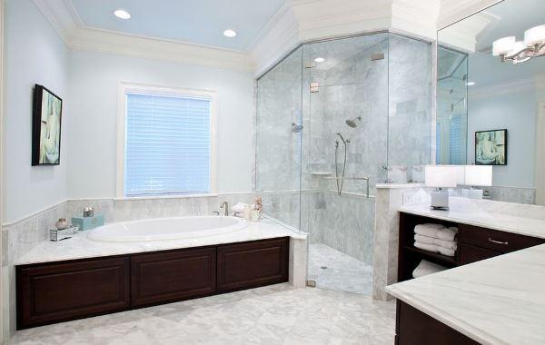 tổng thể phòng tắm