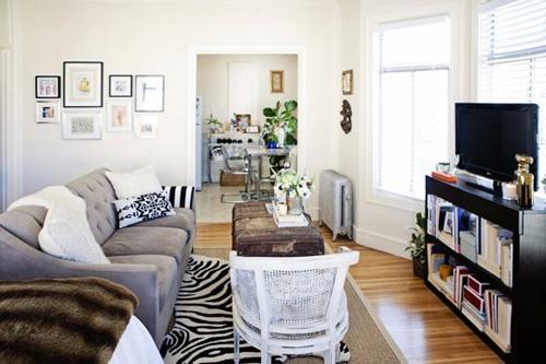 3163 ce8e Những cách bố trí nội thất thông minh và hợp lý trong căn hộ nhỏ hẹp
