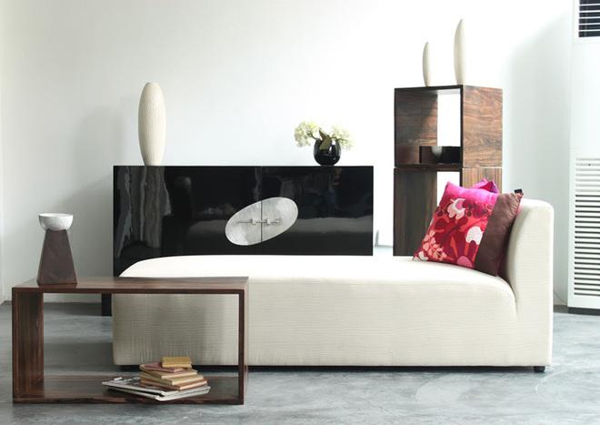 Đồ nội thất với những hình khối cơ bản