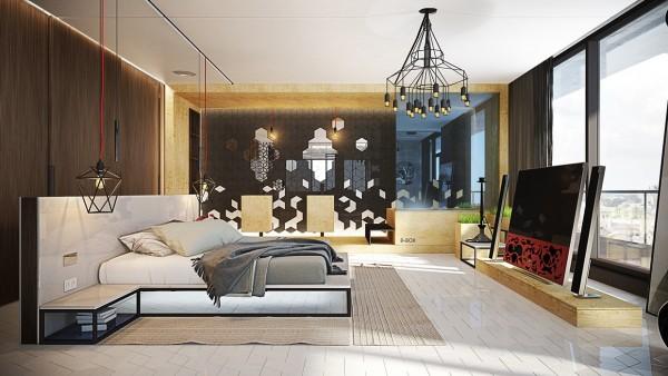 Phòng ngủ này