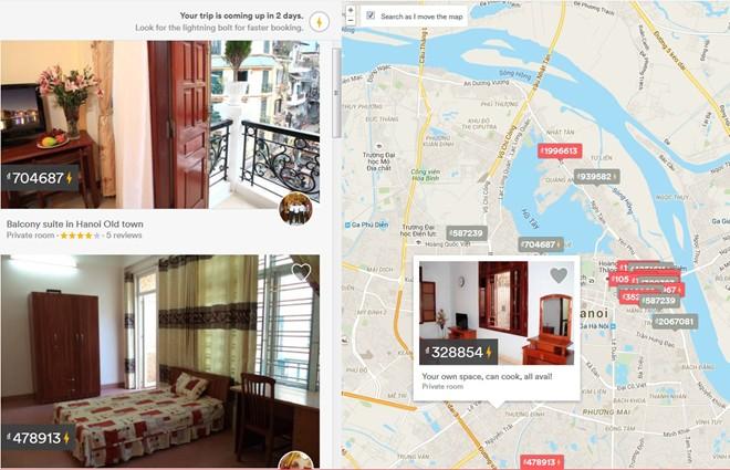 bất động sản trực tuyến