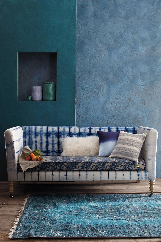 53 391b Trang trí phòng khách theo phong cách Bohemian đúng điệu