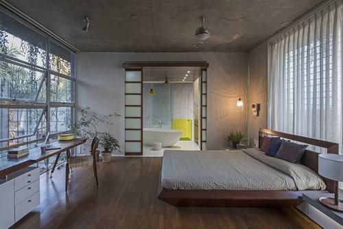 Thiết kế nội thất đơn giản, tinh tế