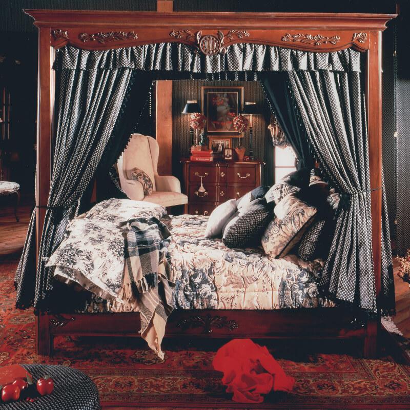 nội thất theo phong cách cổ điển