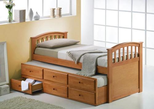 mẫu giường đơn