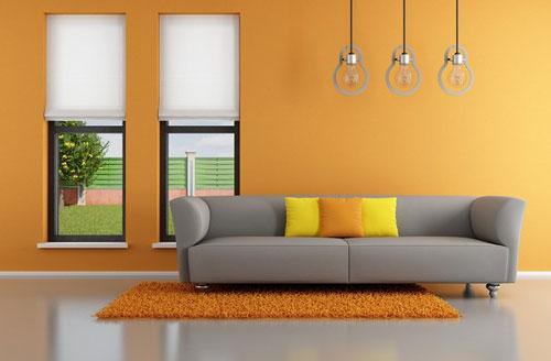 chọn màu sơn tường nhà