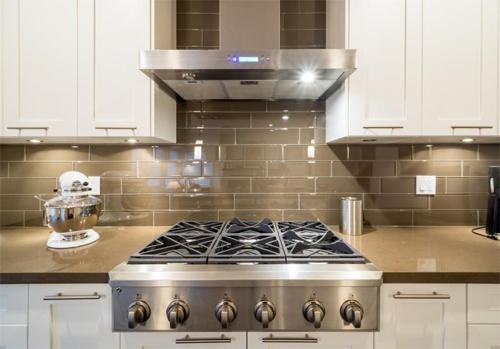 quy tắc thiết kế nhà bếp