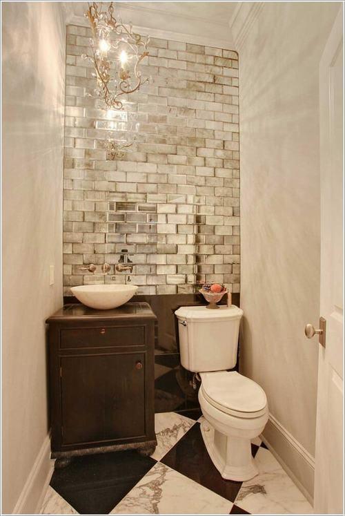 trang trí nhà tắm