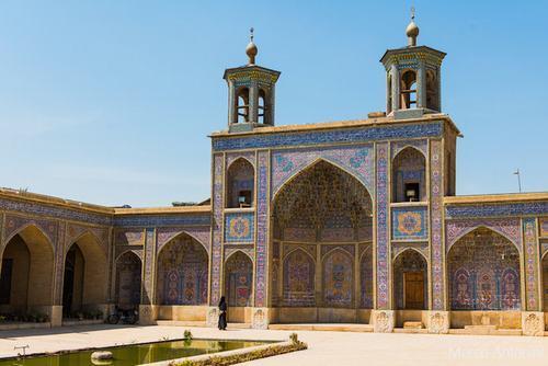 nhà thờ Hồi giáo độc đáo