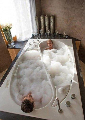 mẫu bồn tắm độc đáo