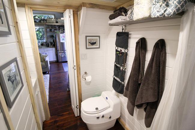 lưu trữ cho nhà nhỏ hẹp