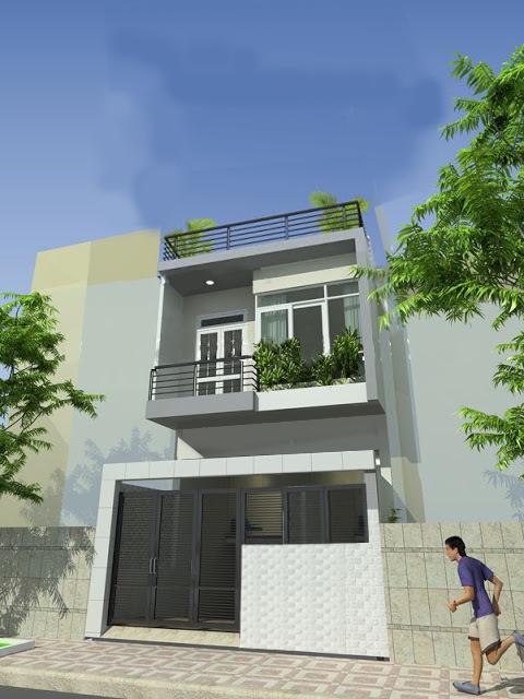 tư vấn thiết kế nhà 2 tầng