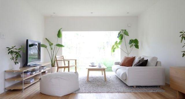 phòng khách Nhật