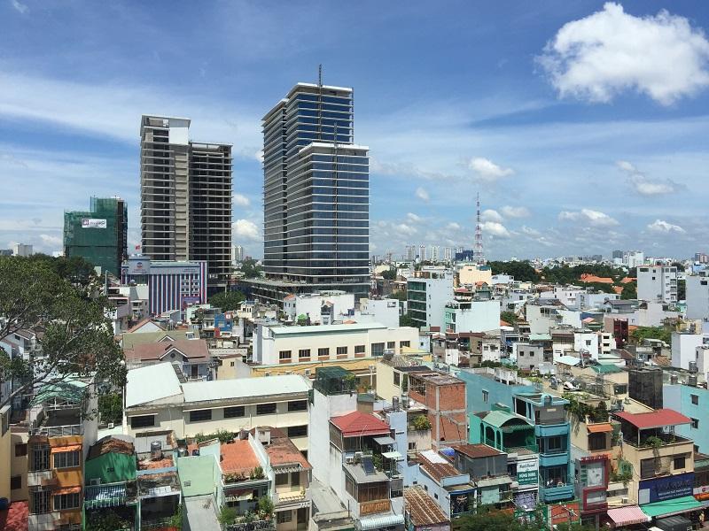 chỉ số giá nhà ở tại Tp.HCM và Hà Nội