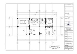 Bản vẽ chi tiết thiết kế của biệt thự