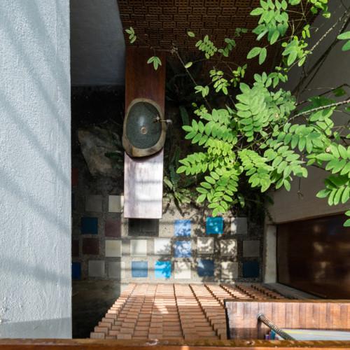 tầng 2 của ngôi nhà