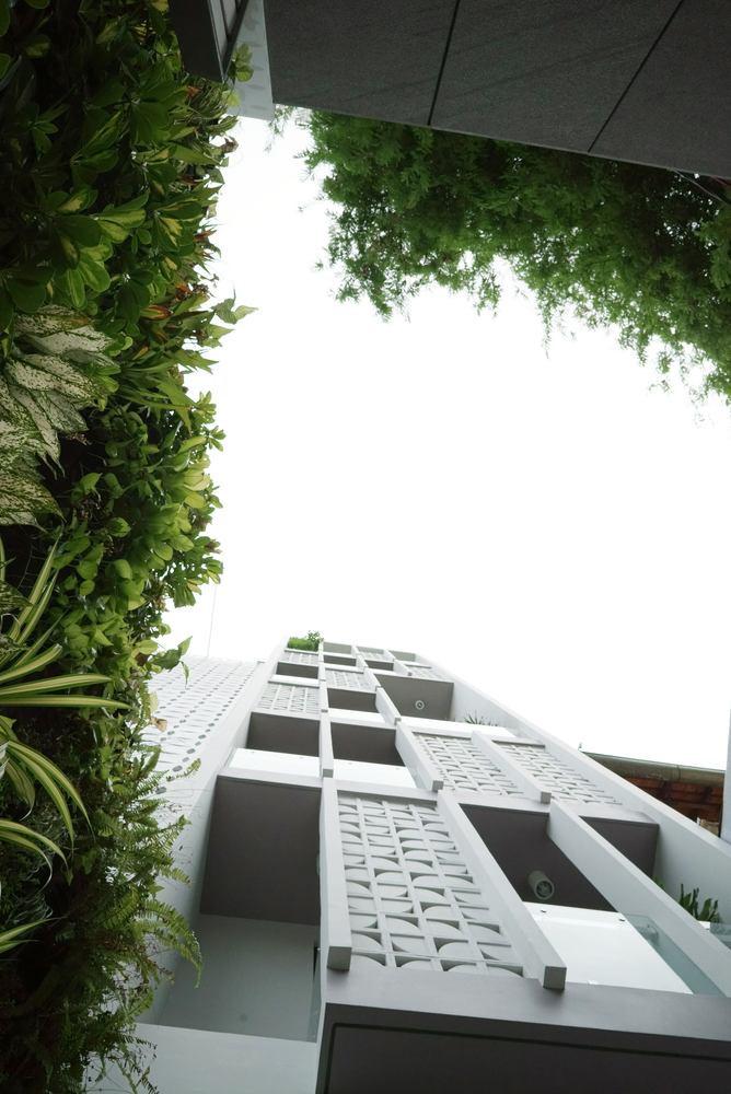 nhà ống 7 tầng