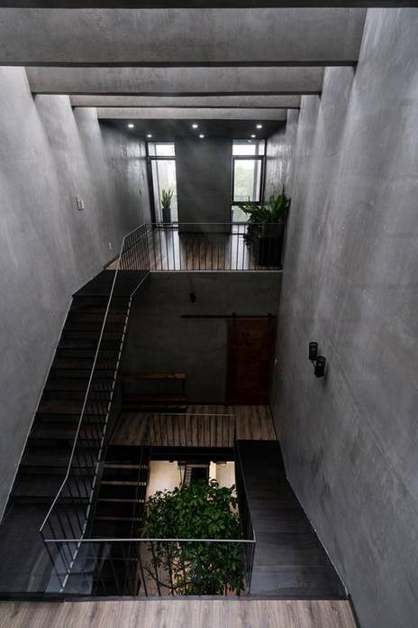 Thiết kế mang ánh sáng đến khắp nơi trong căn nhà