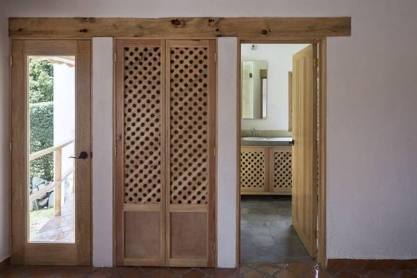 Không gian nội thất trong nhà