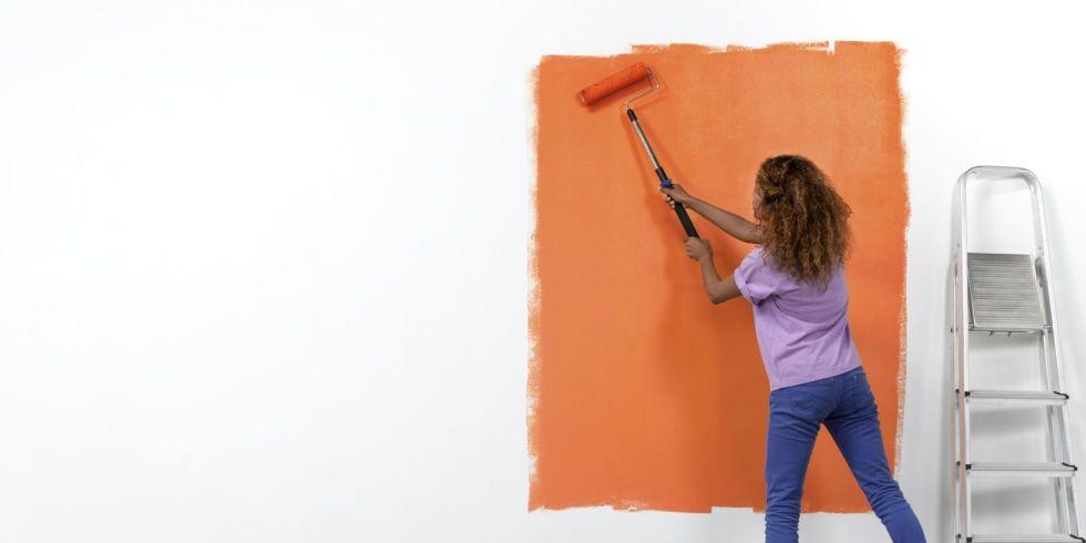 sơn tường nhà