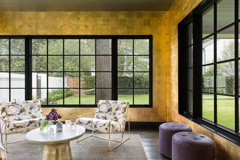 """Có thể nói, căn phòng này như được thiết kế dành riêng cho hội chị em """"tám chuyện"""" bên những ly trà chiều."""
