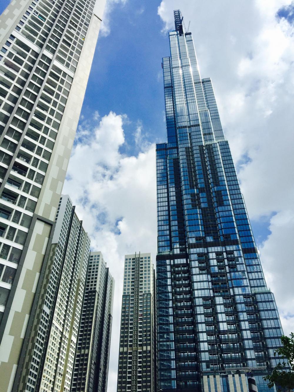 tòa nhà cao nhất Việt Nam