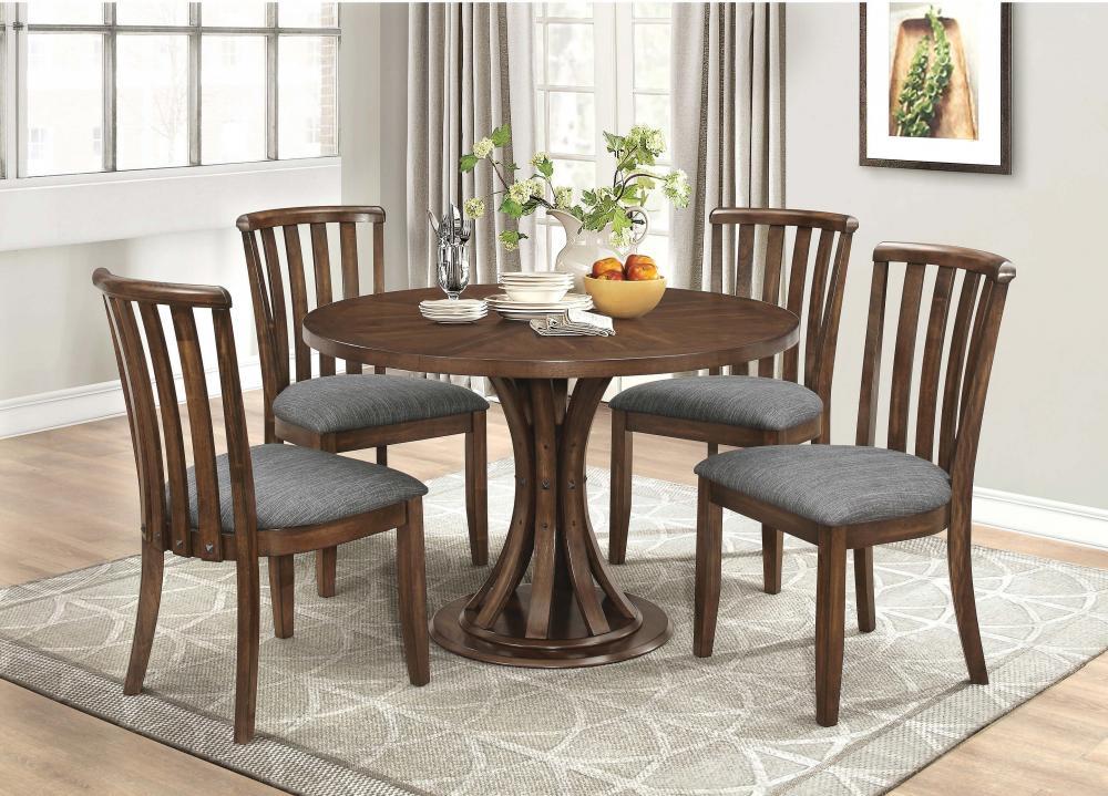Bộ bàn ghế ăn đeoh