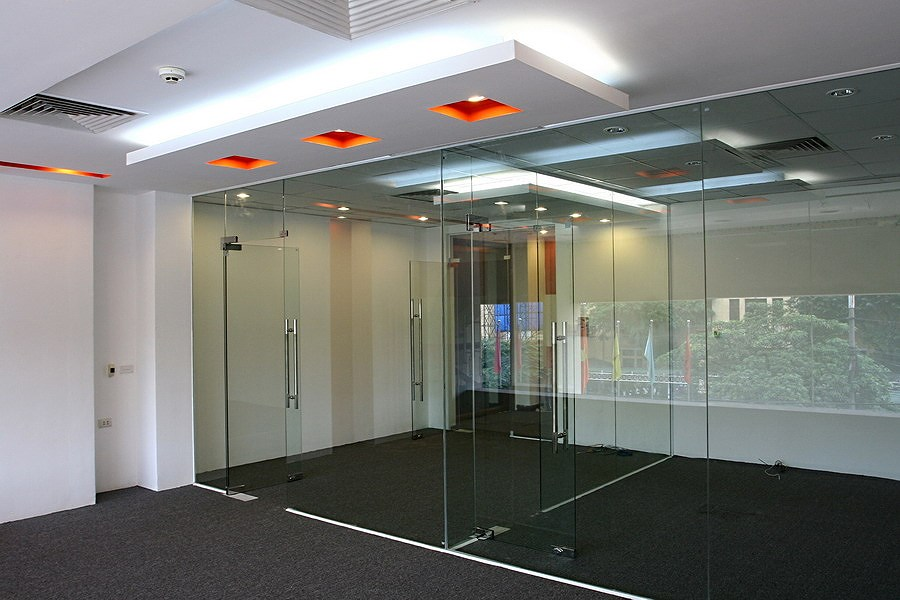 Vật liệu kính trong thiết kế nội thất