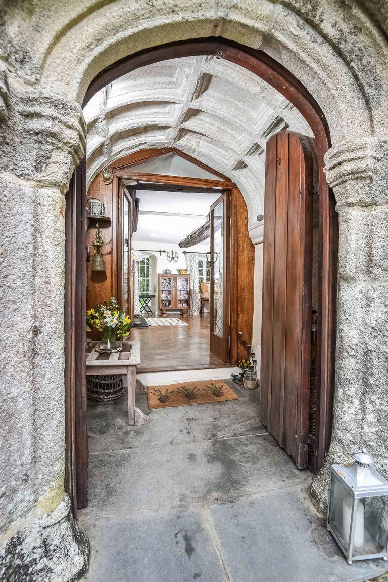 Các không gian chức năng trong nhà cổ