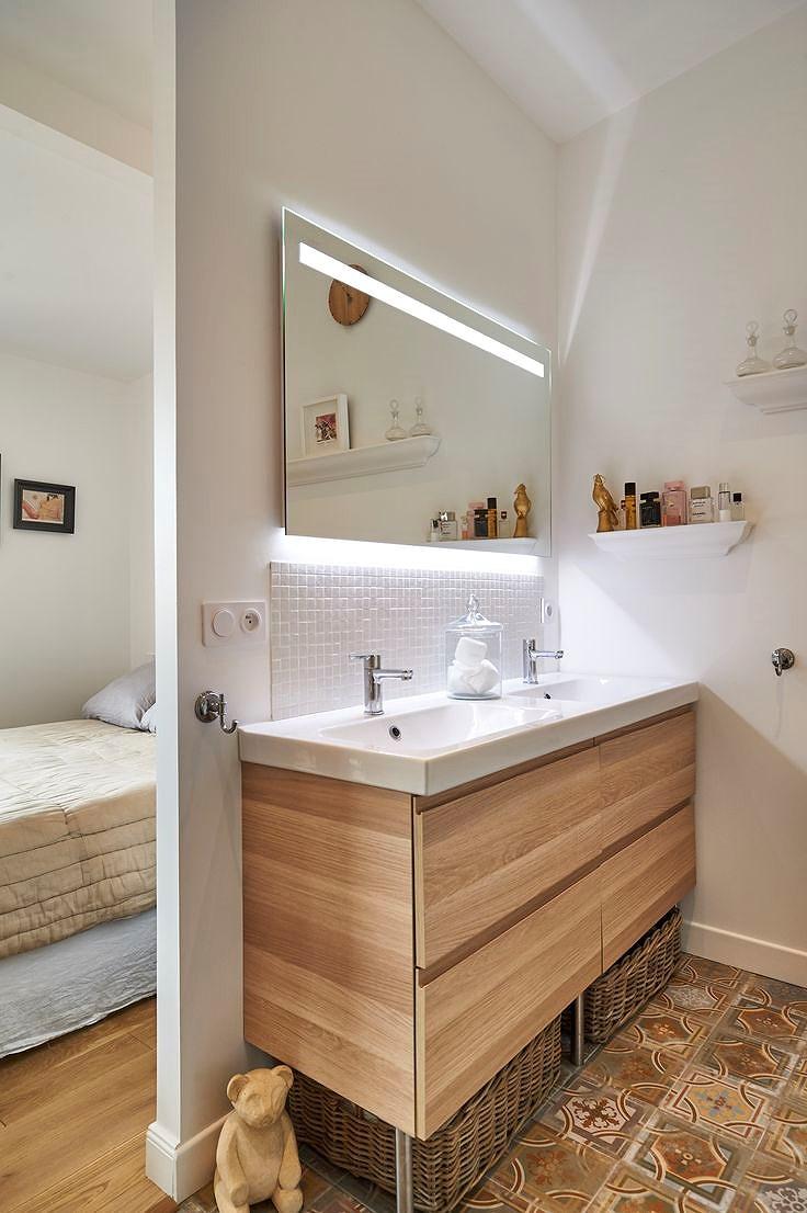 đèn Led trang trí phòng tắm