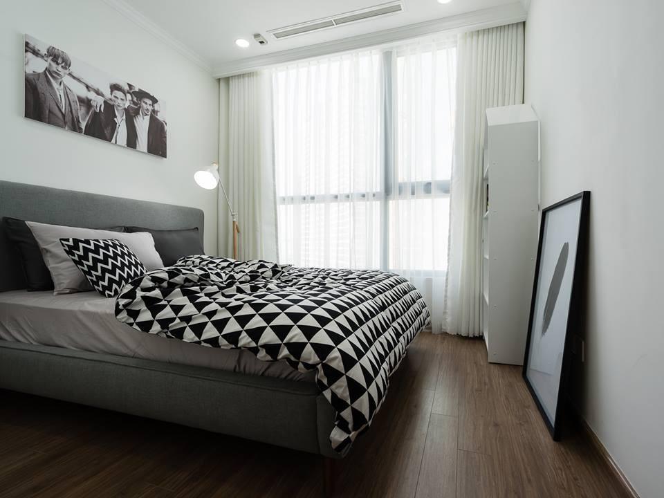 phòng ngủ phụ đẹp