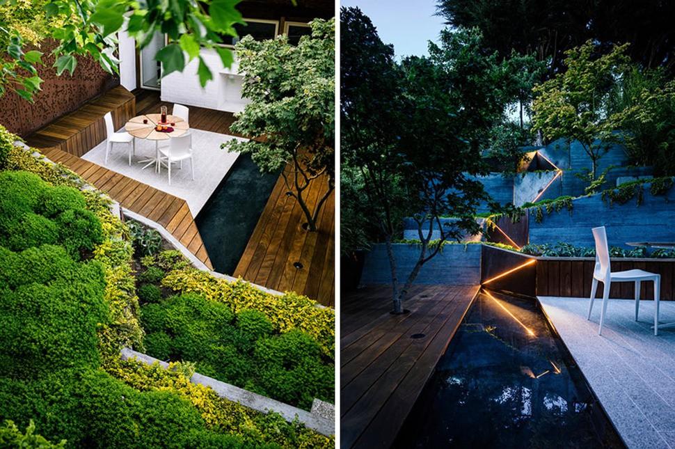 vườn nhà đẹp lung linh