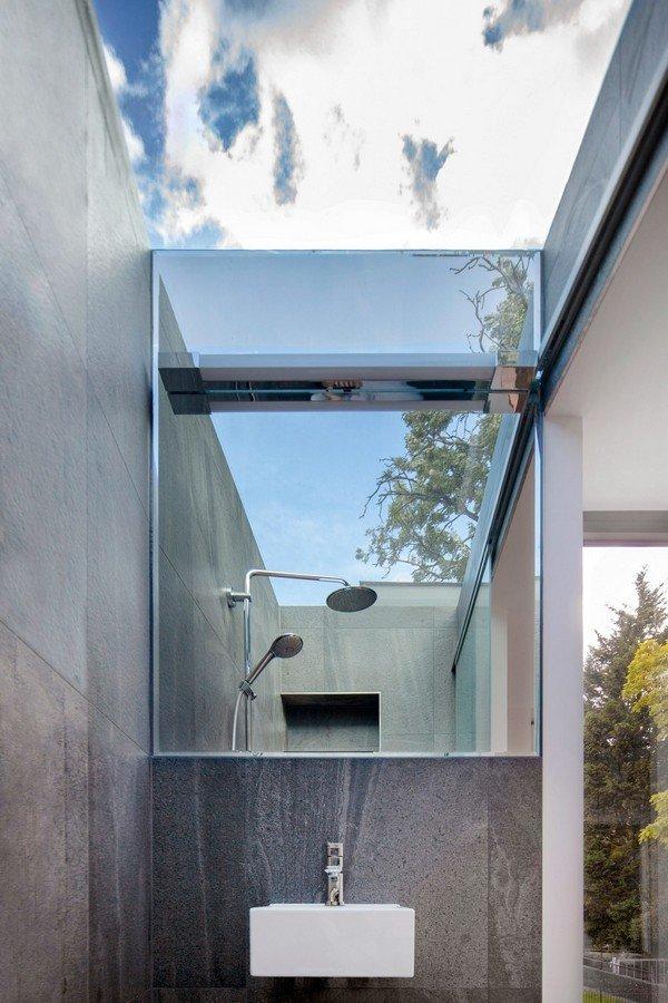 Phòng tắm hiện đại