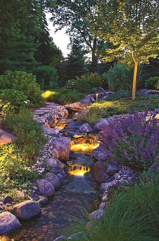 Giá trị thẩm mỹ của sân vườn
