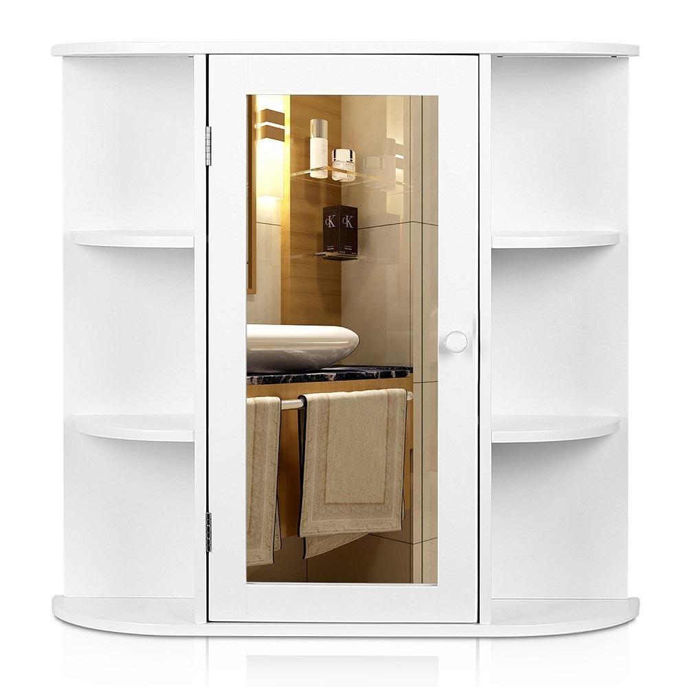 mẫu tủ lưu trữ dành cho phòng tắm đẹp