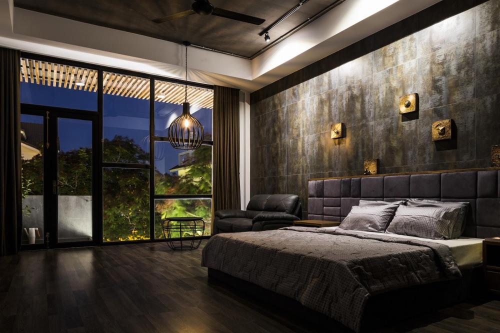 phòng ngủ thoáng rộng