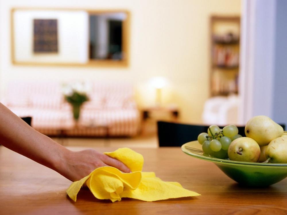mẹo giúp nhà cửa luôn gọn gàng, sạch đẹp