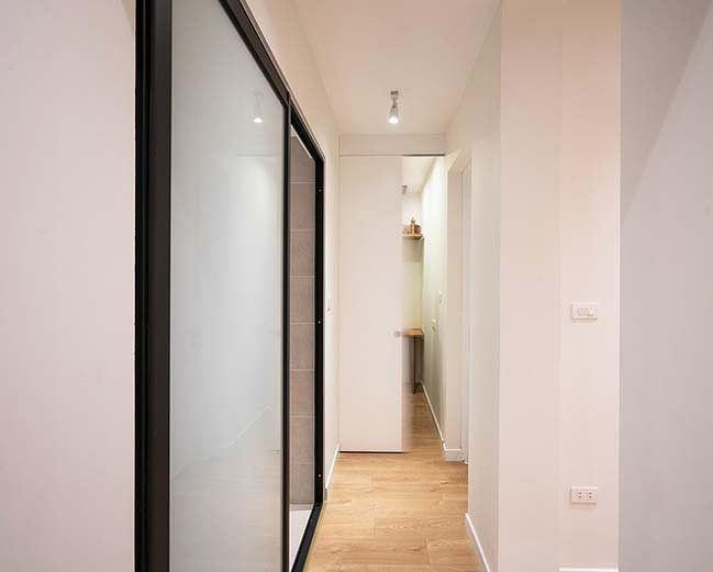 hành lang nhà đẹp
