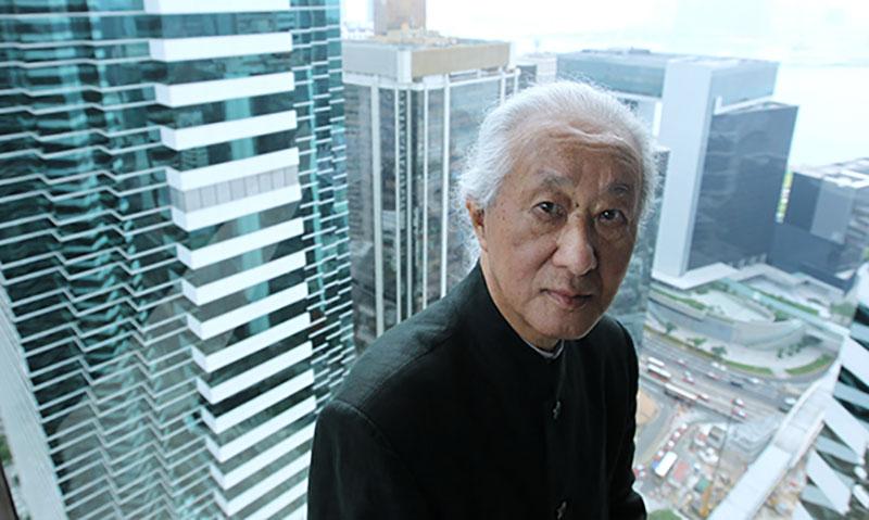 Kiến trúc sư Arata Isozaki -