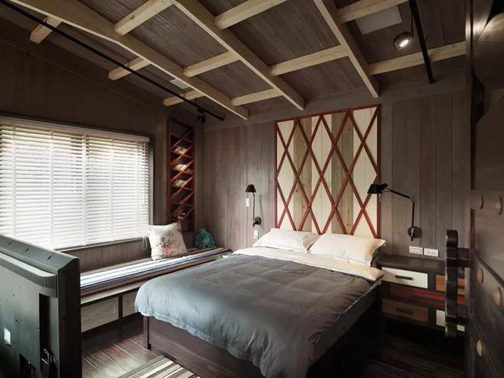 phòng ngủ đơn giản
