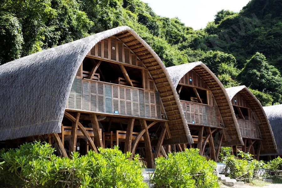 resort nghỉ dưỡng độc đáo