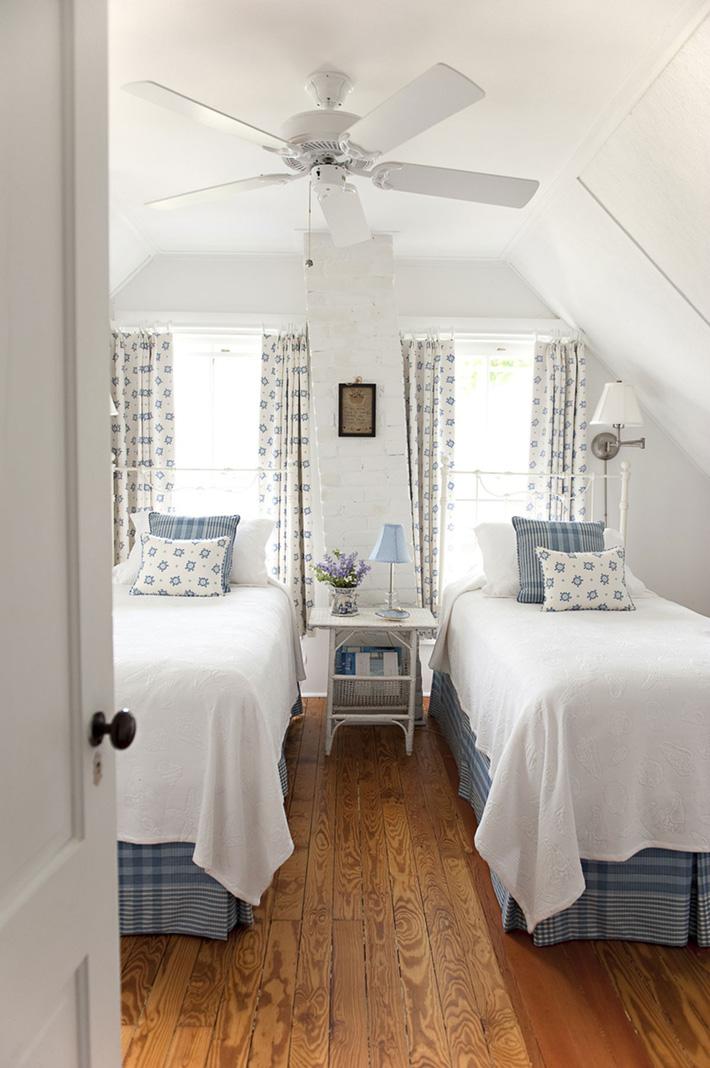 trang trí phòng ngủ đôi