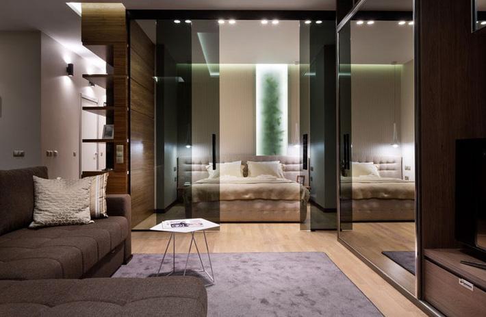 nội thất trong căn hộ 51m2