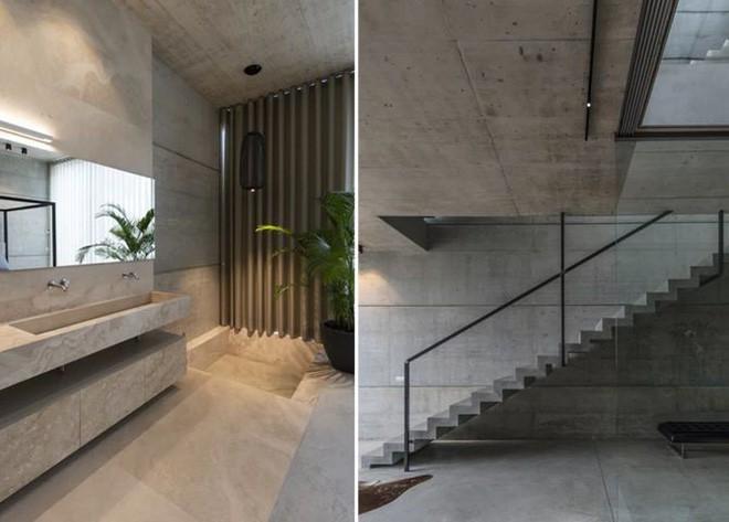 phòng tắm tầng 2